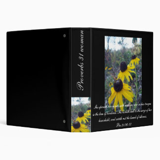 Proverbs 31 collection ~ Pro 31: 26-27 Binder