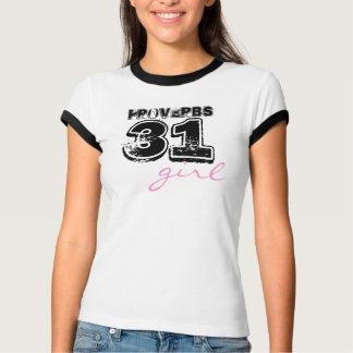 Proverbs 31 girl bible verse T-Shirt