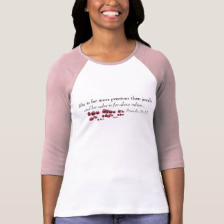 Proverbs 31  Virtuous  T-shirts