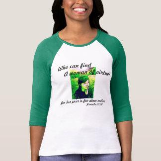 Proverbs 31 Woman 3/4 Sleeve Shirt