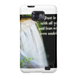 Proverbs 3:5 samsung galaxy s2 covers
