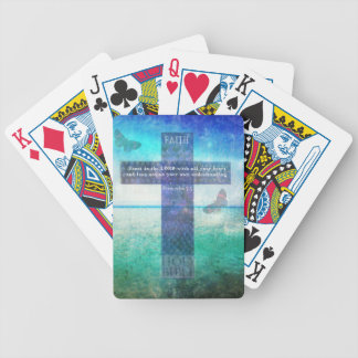Proverbs 3:5 Trust in the Lord with all your heart Card Decks