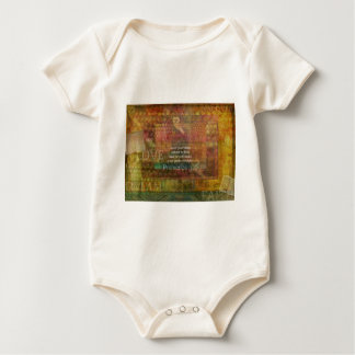Proverbs 3:6: Inspirational Bible Verse Baby Bodysuits
