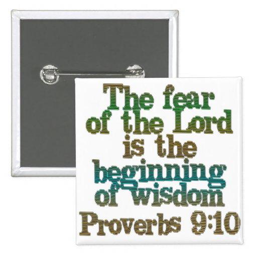 Proverbs 9:10 pin