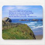 Proverbs Path Mousepad