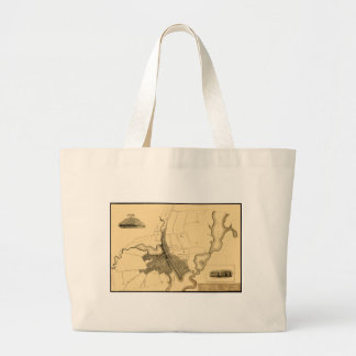 providence1823 large tote bag