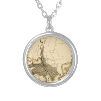 providence1823 silver plated necklace