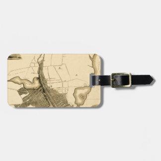 Providence 1823 luggage tag