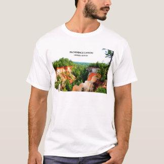 PROVIDENCE CANYON - Lumpkin, Georgia T-Shirt