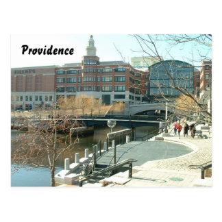 Providence céntrico tarjetas postales