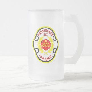 Providence Fire Department IAFF Local-799 Beer Mug