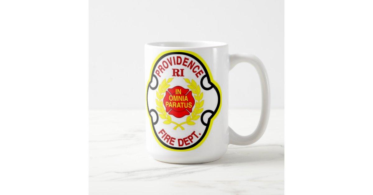 Providence Fire Department IAFF Local-799 Mug | Zazzle.com