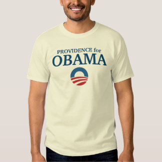 PROVIDENCE for Obama custom your city personalized Shirt