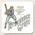 Providence Grays of Rhode Island Coaster
