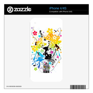 Providence iPhone 4S Decal