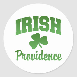 Providence Irish Sticker