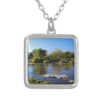 Providence Park Silver Plated Necklace