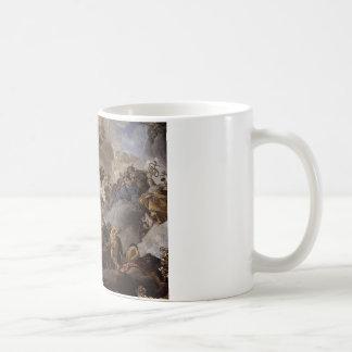 Providence Presiding over Virtues and Faculties Coffee Mug