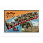 Providence, Rhode Island (Capital Building) Postcards