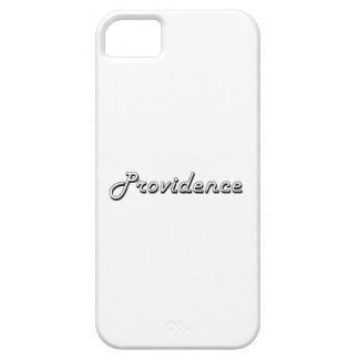 Providence Rhode Island Classic Retro Design iPhone 5 Cases