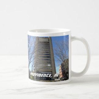 Providence, Rhode Island - College Hill Building Coffee Mug