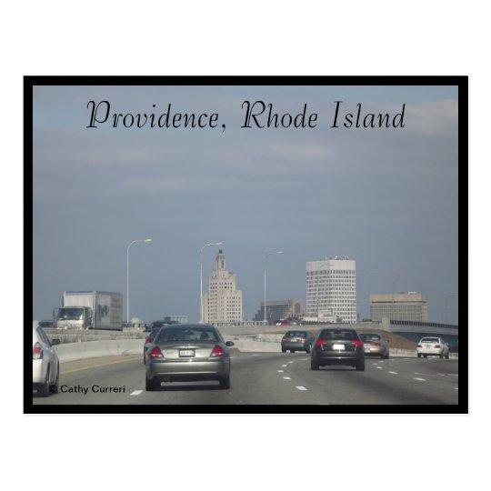 Providence, Rhode Island Postcard
