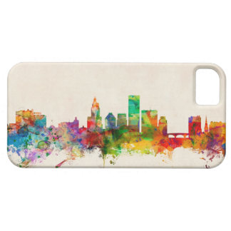 Providence Rhode Island Skyline Cityscape iPhone 5 Case