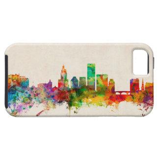 Providence Rhode Island Skyline Cityscape iPhone 5 Cases