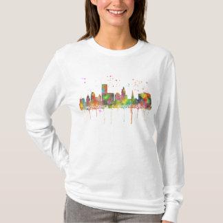 PROVIDENCE, RHODE ISLAND SKYLINE T-Shirt