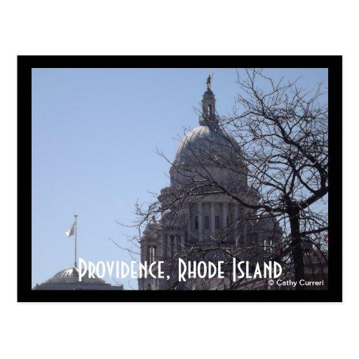 Providence, Rhode Island Tarjeta Postal