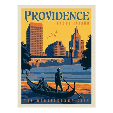 AndersonDesignGroup Providence, Rhode Island | The Renaissance City Postcard