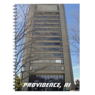 Providence, RI Brutalist Architecture Notebook