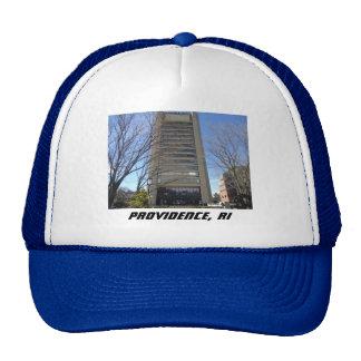 Providence, RI - Brutalist Architecture Trucker Hat