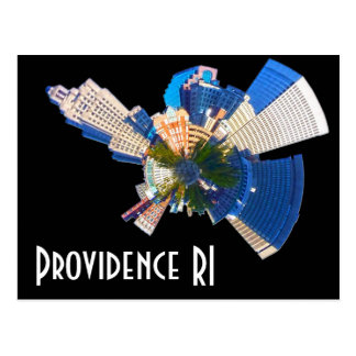 Providence RI Postcard