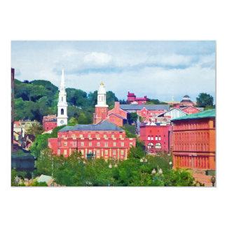 Providence RI Skyline II Card