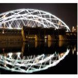 Providence River Bridge Photo Sculpture