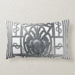 PROVIDENCE: SILVER MEDALLIONS THROW PILLOWS