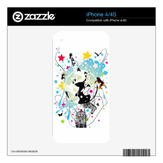 Providence Skins For iPhone 4S