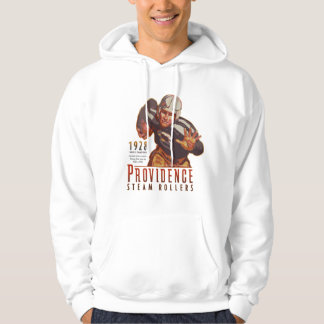 Providence Steam Rollers, Rhode Island Hooded Sweatshirt