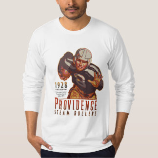 Providence Steam Rollers, Rhode Island T Shirt