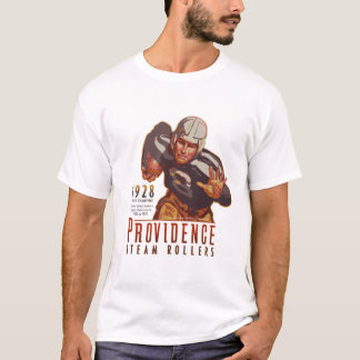 Providence Steam Rollers, Rhode Island T-Shirt