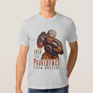 Providence Steam Rollers, Rhode Island T-shirts