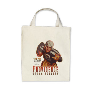 Providence Steamrollers Canvas Bag