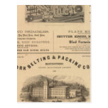Providence Tool y Forge y Nut Company Postal
