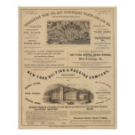 Providence Tool y Forge y Nut Company Posters