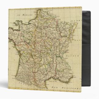 "Providences de Francia Carpeta 1 1/2"""
