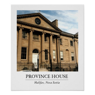 Province House, Halifax Posters