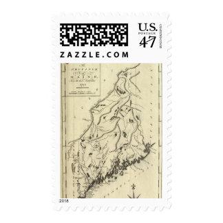 Province of Maine Stamp