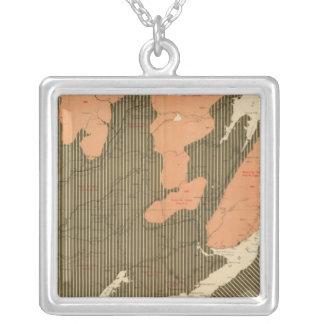 Province of Nova Scotia Island of Cape Breton 11 Personalized Necklace