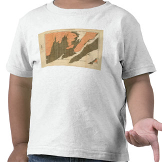 Province of Nova Scotia Island of Cape Breton 11 T Shirt